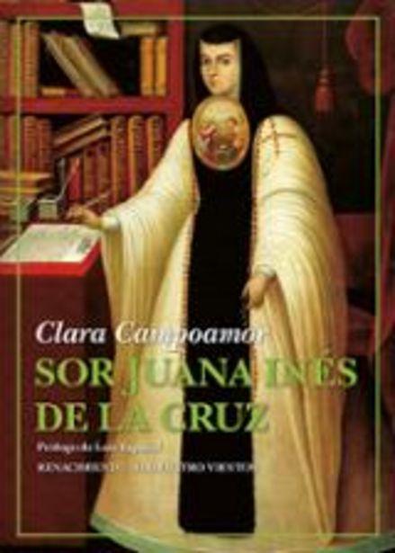 Oferta de Campoamor, Clara Sor Juana Inés de la Cruz por 16,9€