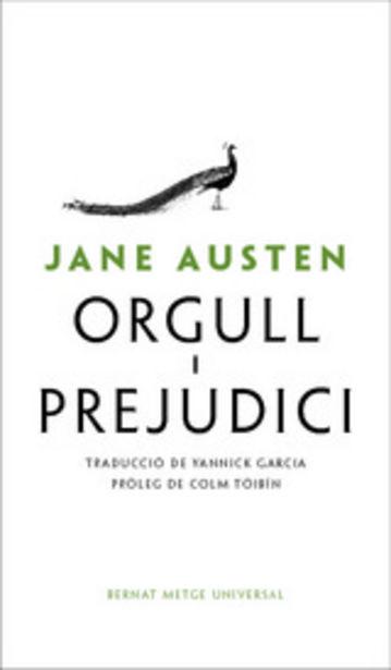 Oferta de Austen, Jane  Orgull i prejudici por 24,95€