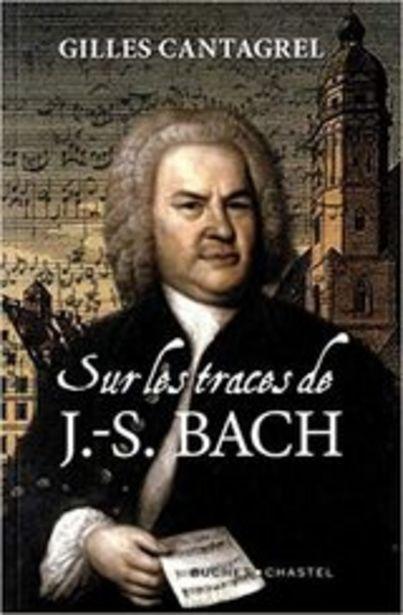 Oferta de Cantagrel, Gilles Sur les traces de J-S Bach por 34,7€