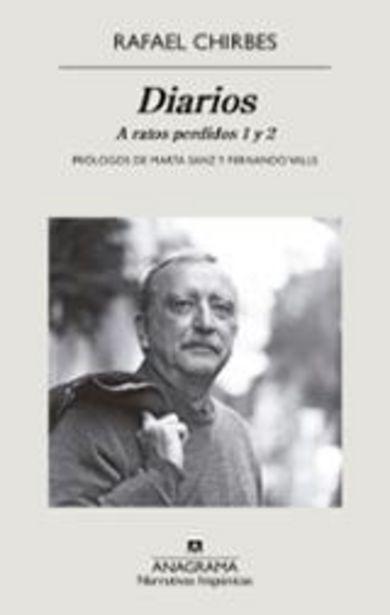 Oferta de Chirbes, Rafael  Diarios. Tomo I. A ratos perdidos 1 y 2 por 20,9€
