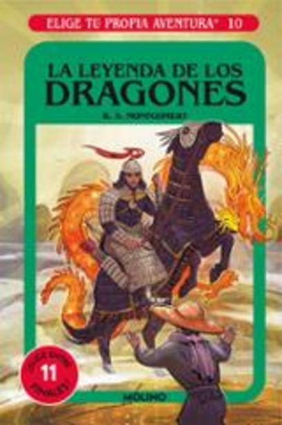 Oferta de Montgomery, R.A. Elige tu propia aventura 10. La leyenda de los dragones por 12€