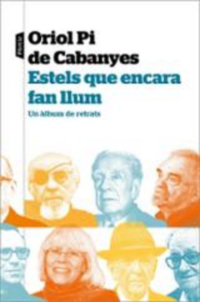 Oferta de Pi de Cabanyes, Oriol Estels que encara fan llum. Un àlbum de retrats por 17,5€