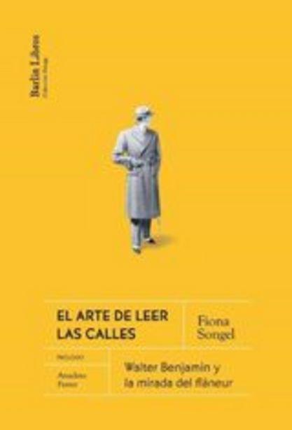 Oferta de Songel, Fiona El arte de leer las calles por 14€