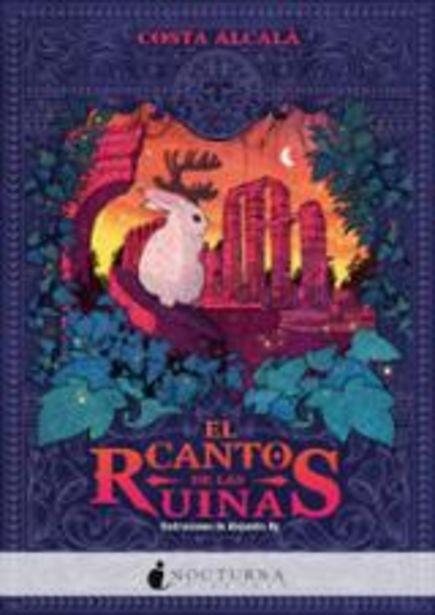 Oferta de Alcalá, Costa El canto de las ruinas por 17,5€