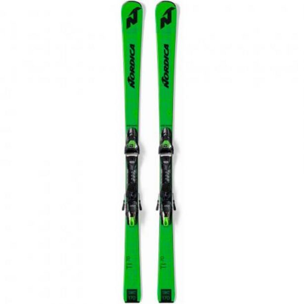 Oferta de Esqui Pack Dob.Spitf.70 Ti Fdt-Tpx12 Fdt por 559,99€