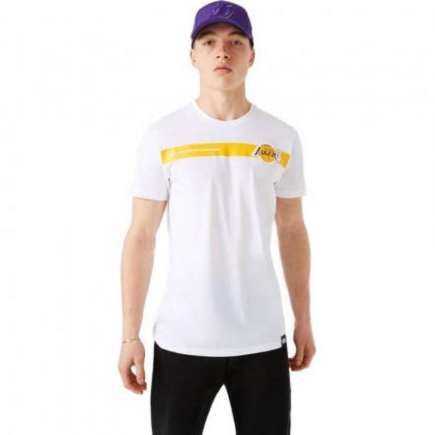 Oferta de Team Logo Tee Nba Team Logo Tee Los Angeles Lakers por 29,99€