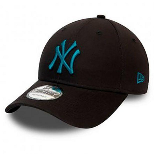 Oferta de League Essential 9Forty New York Yankees Blk por 17,59€
