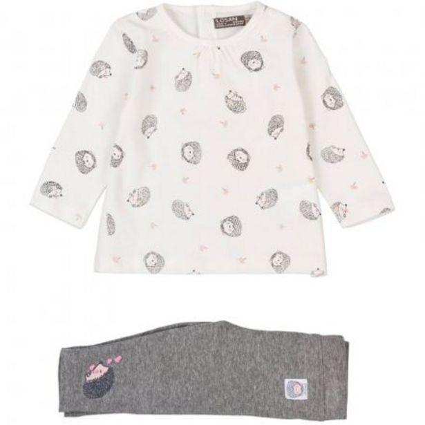 Oferta de Conjunto De Camiseta Y Leggins por 17,56€