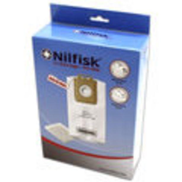 Oferta de Bolsa para aspirador Nilfisk 128389187. por 31,31€