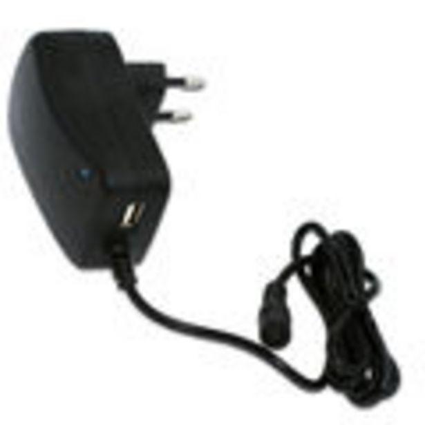 Oferta de Alimentador Universal Fersay con puerto USB, entrada: 100-240V, salida: 3-12V, 2A y 5V, 1.2A puerto ... por 17,06€