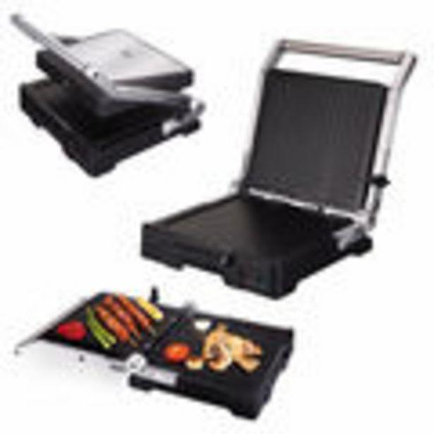 Oferta de Plancha de asar grill aluminio Jata GR1100. por 69,35€
