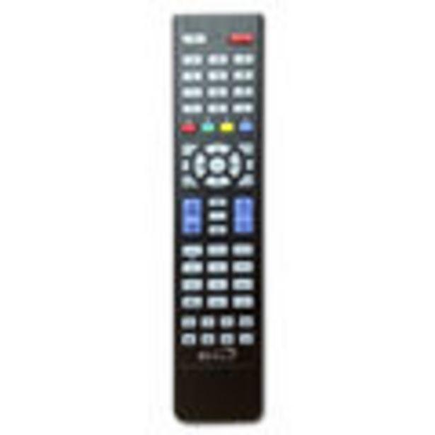Oferta de Mando a distancia TV adaptable para la marca LG, LCD, PLASMA Y LED. por 14,99€