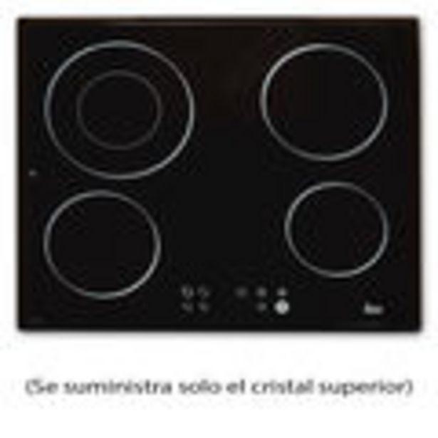 Oferta de Cristal vitrocerámica Teka TR620.2. (solo cristal) por 148,89€
