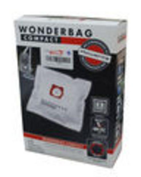 Oferta de Bolsa para aspirador Wonderbag Compact. por 6,41€