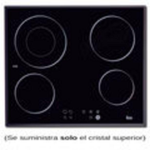 Oferta de Cristal vitrocerámica Teka TR620 (solo cristal) por 144,72€