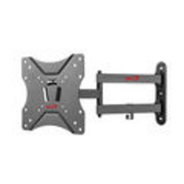 "Oferta de Soporte de pared Fersay para Tv LCD 23-42 "" o hasta 25 kg con brazo articulado extensible desde 72 a... por 21,01€"