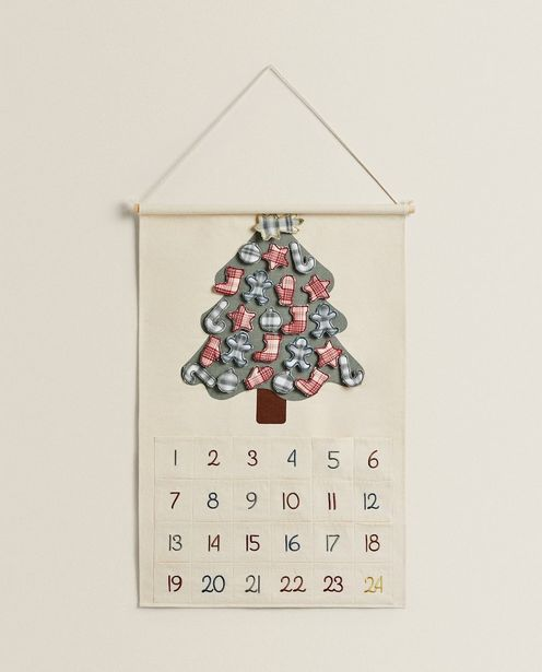 Oferta de Calendario Adviento Árbol por 29,99€