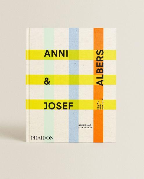 Oferta de Libro Anni & Josef Albers por 119€