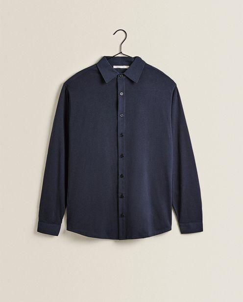 Oferta de Camisa Manga Larga por 29,99€