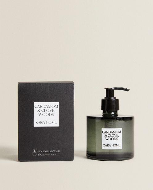 Oferta de (240 Ml) Jabón Líquido Cardamom & Clove, Woods por 9,99€