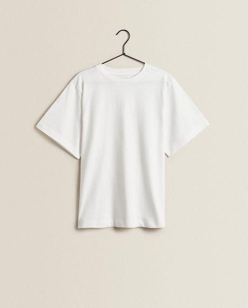 Oferta de Camiseta Algodón Premium por 19,99€