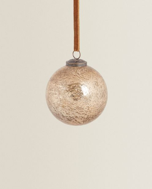 Oferta de Bola Decorativa Efecto Rústico por 9,99€