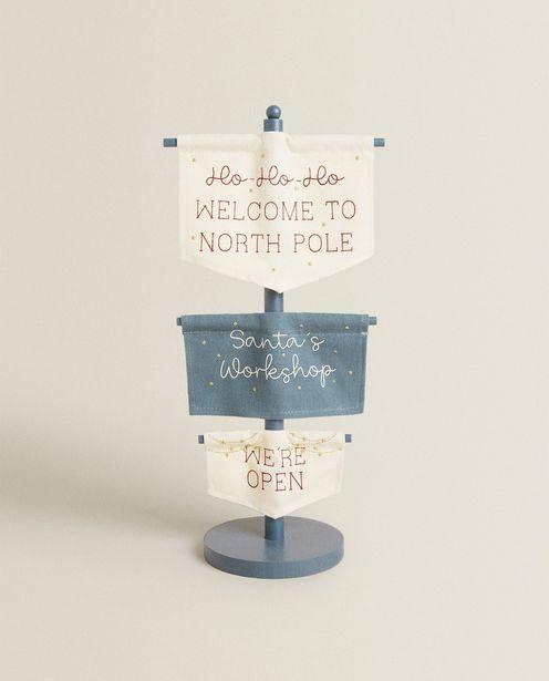Oferta de Señal Navidad Polo Norte por 17,99€