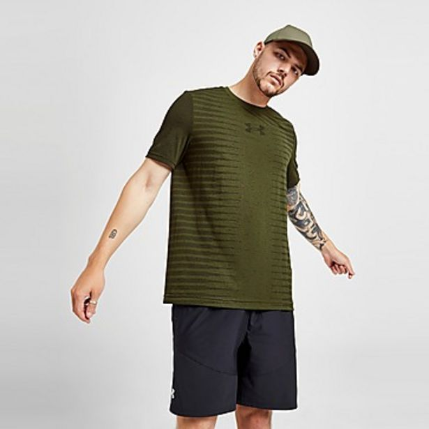 Oferta de Under Armour camiseta Vanish Wordmark por 45€