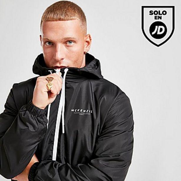 Oferta de McKenzie chaqueta cortavientos Essential por 30€