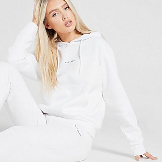 Oferta de McKenzie sudadera con capucha Boyfriend Essential por 22€