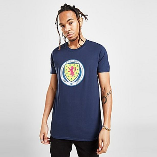 Oferta de Official Team Camiseta con el escudo de Escocia FA por 22€