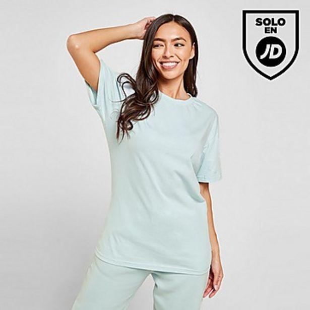 Oferta de Pink Soda Sport camiseta Essentials Boyfriend por 15€