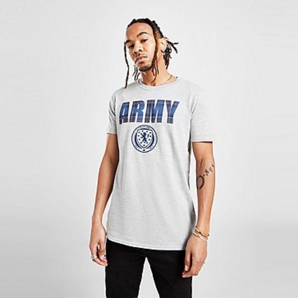 Oferta de Official Team Camiseta Army de Escocia por 22€