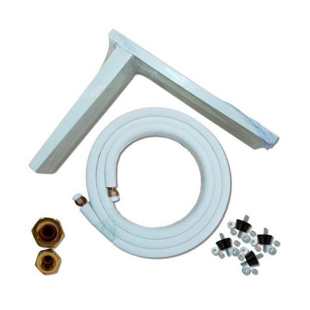 """Oferta de Kit de instalación para aire acondicionado 1/4-1/2"""" 3 m por 45€"""