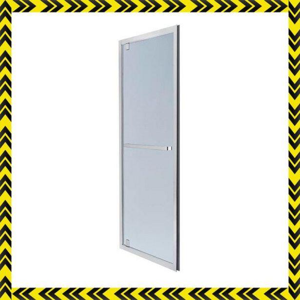 Oferta de Mampara Semi Pivotante Transparente 200x90cm Zilia por 239€
