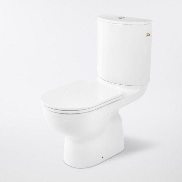 Oferta de PACK WC CAVALLY SALIDA VERTICAL por 99,95€
