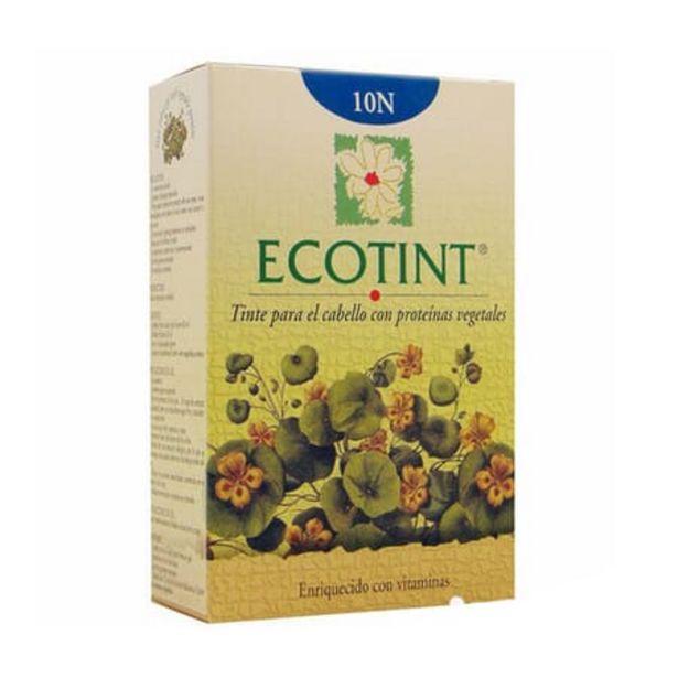 Oferta de ECOTINT RUBIO PLATINO-10N 130ml por 7,83€