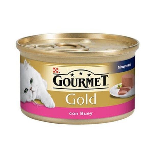 Oferta de Gold Mousse Buey 85g por 0,62€