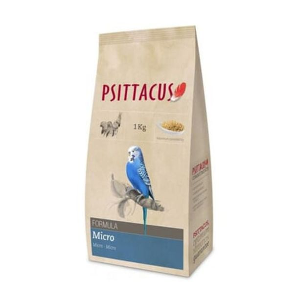 Oferta de Pienso Micro Para Aves Pequeñas 1 Kg por 7,42€