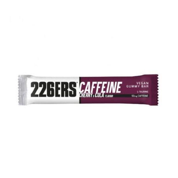 Oferta de Vegan Gummy Bar Caffeine 1 Barrita de 30g por 1,98€