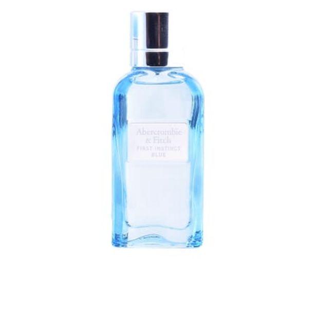 Oferta de First Instinct Blue Women EDP 30 ml por 27,74€