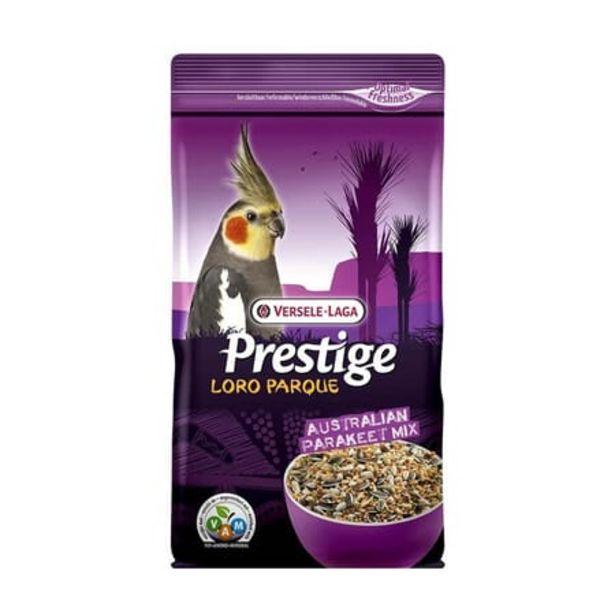 Oferta de Prestige Loro Parque Australian Parakeet Mix 1 Kg por 4,09€