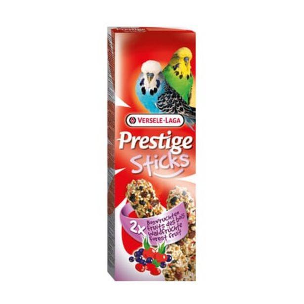 Oferta de Prestige Sticks Para Periquitos Con Bayas Silvestres 2 x 30g por 1,65€