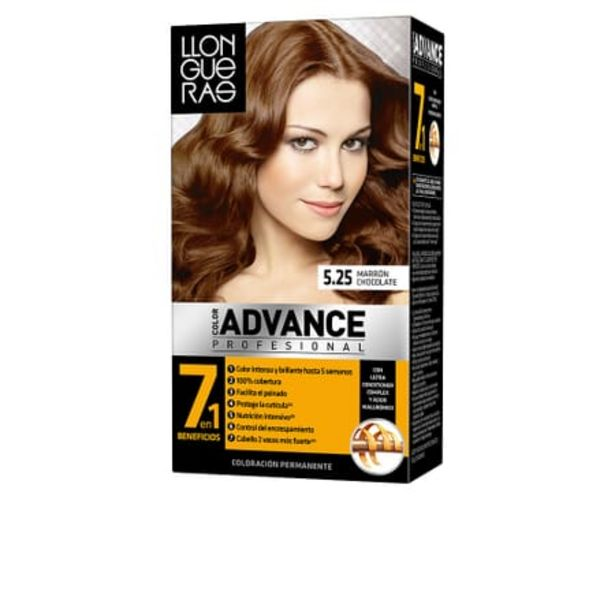 Oferta de Color Advance #5,25-Marrón Chocolate por 5,83€