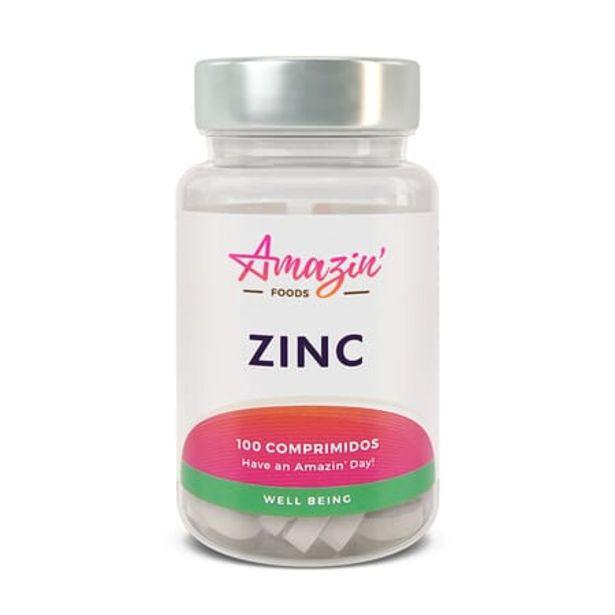 Oferta de ZINC 100 Tabs por 6,9€