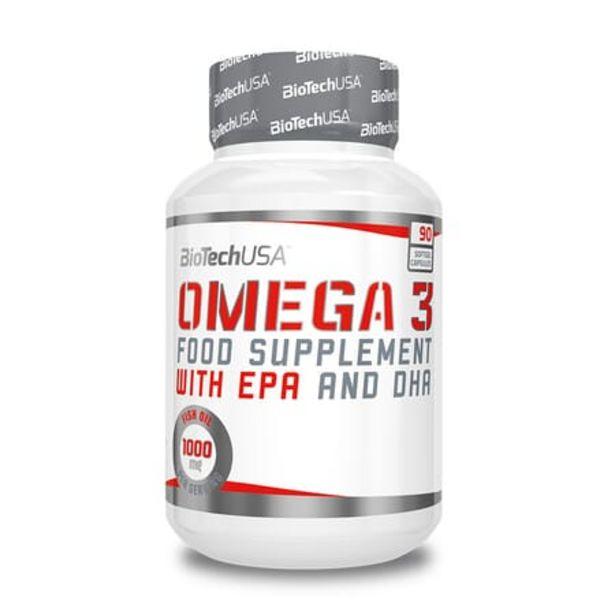 Oferta de OMEGA 3 - 90 Softgels por 13,9€
