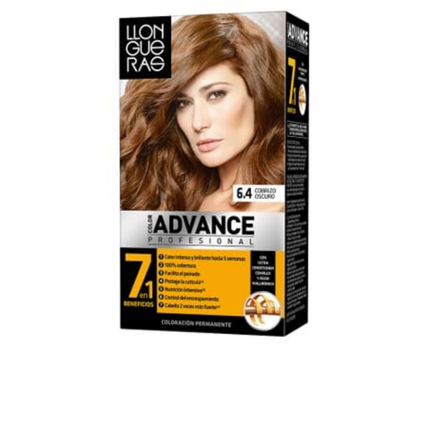 Oferta de Color Advance #6,4 Cobrizo Oscuro por 5,75€
