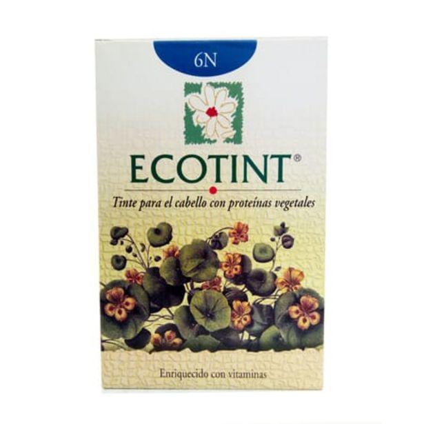 Oferta de ECOTINT RUBIO OSCURO-6N 130ml por 7,83€