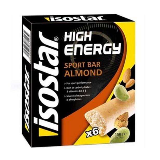 Oferta de Energy Sport Bar 25g 6 Barritas por 3,91€