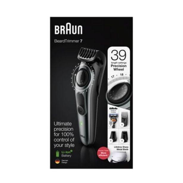 Oferta de Braun Afeitadora BT7220 por 52,95€